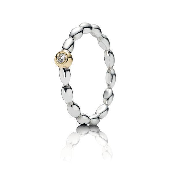 Pandora ringe diamant