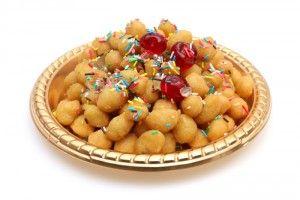 The Chew Dish of the Day: Mario Batali's Struffoli Recipe