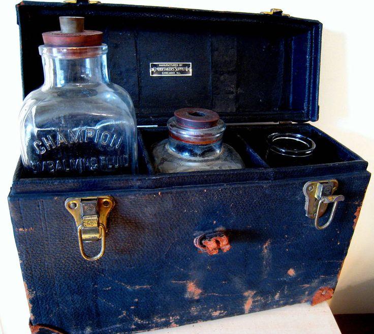 how to get embalming fluid
