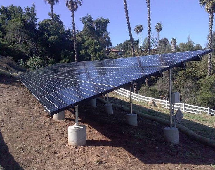 Escondido Ground Mount- 2016 . . . . My other sites @natesmith33 @afternoonoverland  #solar #solarinstall #solarinstallation #solarpanels #renewableenergy #gosolar #buildstuff #sandiegosolar #solarmodule #solarworld #lg #solaredge #pv #offgrid #solararray #electrical #electrician #takeprideinyourwork #journeyman #battery #3phase #kw #kwh #skidsteer #greentechnology #powerwall #buildsomething #diy #safety #safetyfirst