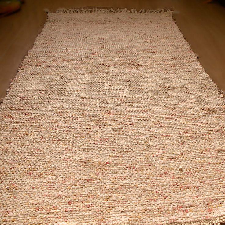 tkaný kobereček - hadrák