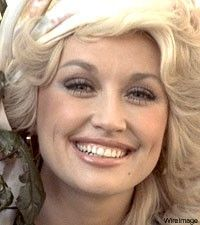 "My aunt introduced me to country music, and one of my first faves was Dolly Parton's ""Here you come again"".."