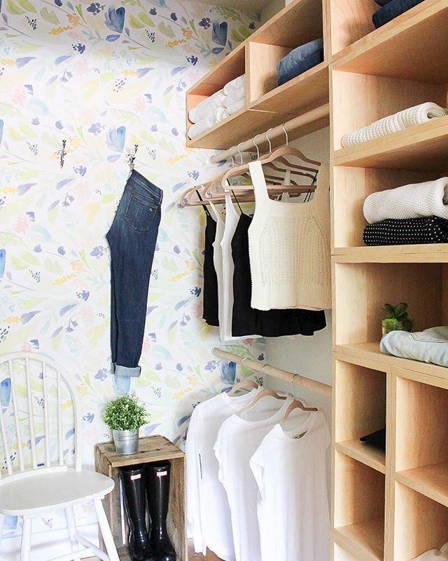 Charming Bedroom Hidden Storage Solutions