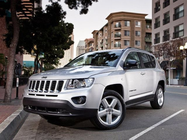 McCarthy Call-A-Car: New JEEP Compass Limited 2.0 MY11. www.callacar.co.za