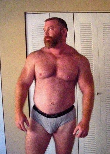 Want That Bear   nippig: Brad Allison ...   Yesssss. So beefy ...