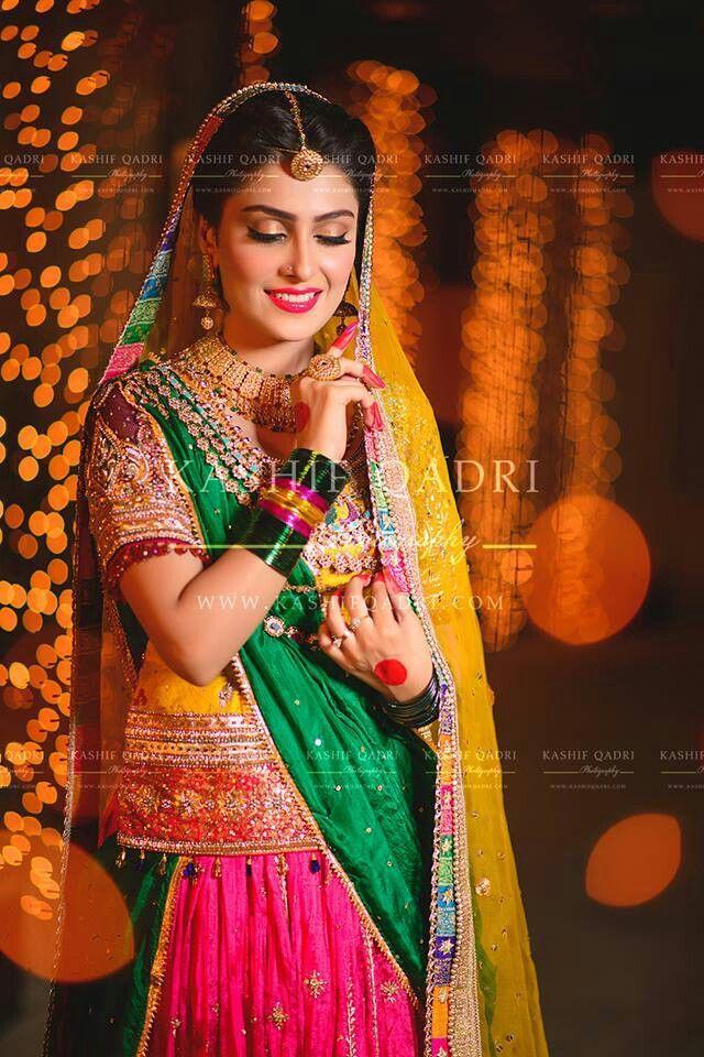 Aiza khan | Brides in 2019 | Ayeza khan wedding, Aiza khan ...