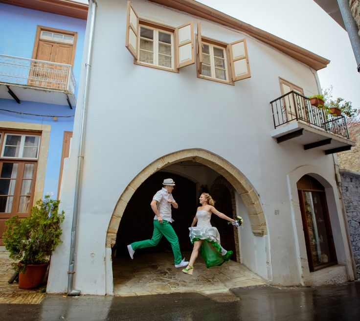 Свадьба на Кипре- Лефкара