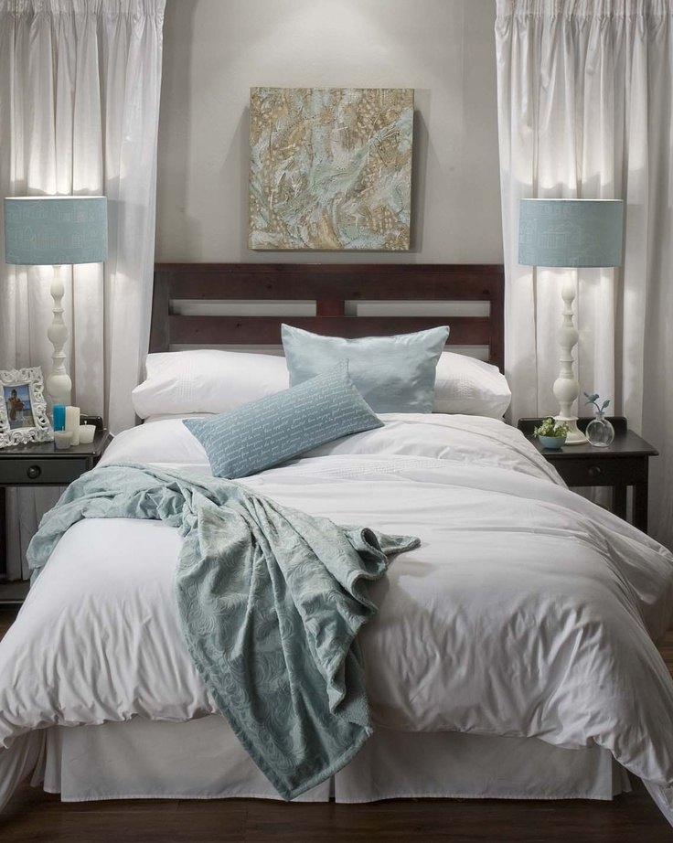 Pure Delight! Astoria Egyptian Cotton Duvet Cover Set, 300 Thread Count 100% Cotton Percale  http://www.volpes.co.za/p/1499/bedroom-duvet-cover-set-egyptian-cotton-