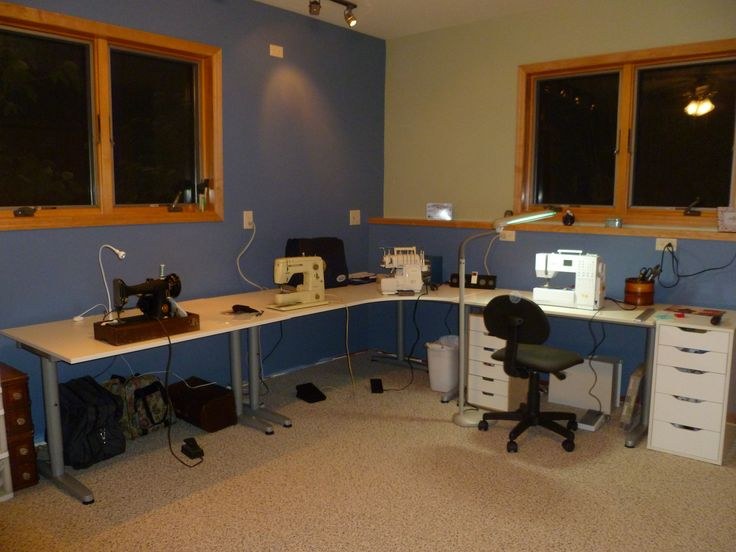 26 best Sewing Room images on Pinterest