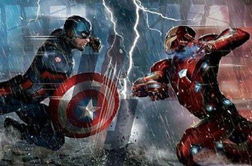 Долгожданный трейлер «Первый мститель: Противостояние» (+видео)