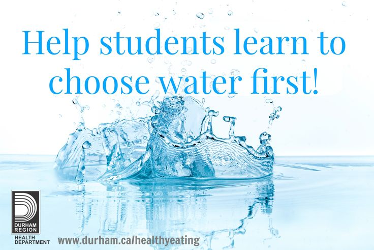 Did you know that orange juice can have as much sugar as pop? Help your students to learn why water is the best choice through this classroom activity found on pages 29-30! #water #health #classroom #activity #rethinkyourdrink