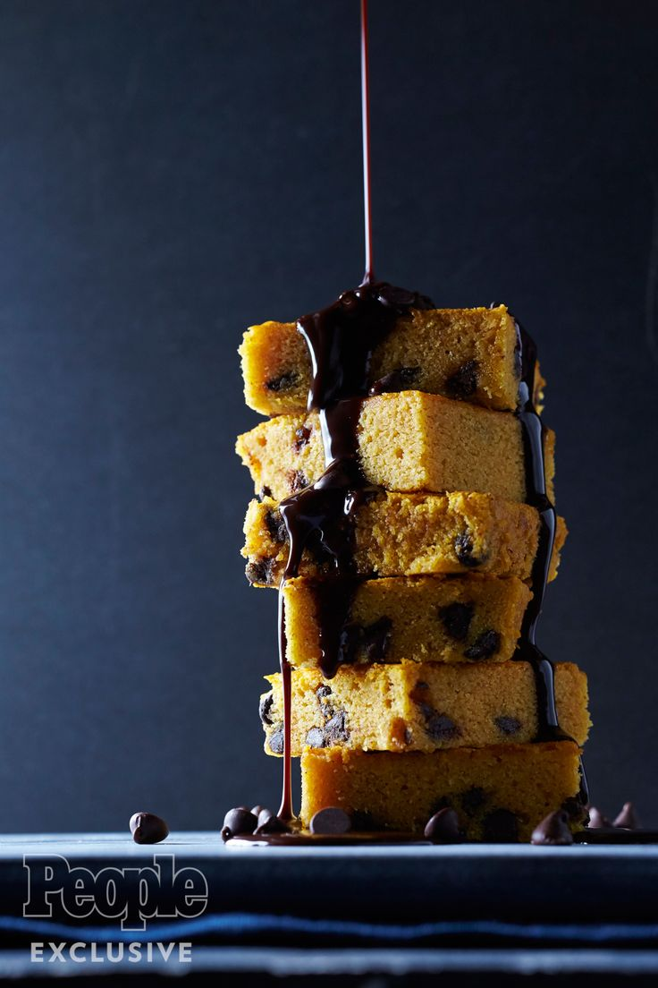 Buddy Valastro's Pumpkin Chocolate Brownies