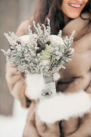 Гламурная зимняя свадьба Максима и Алевтины