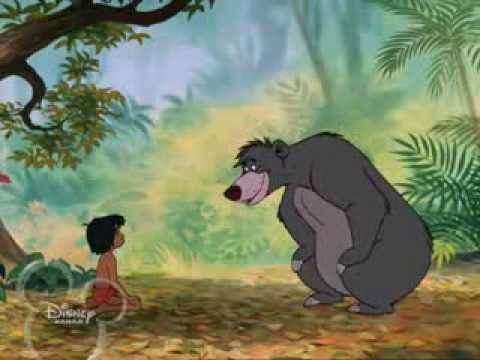Мультфильм книга джунглей 1967 года