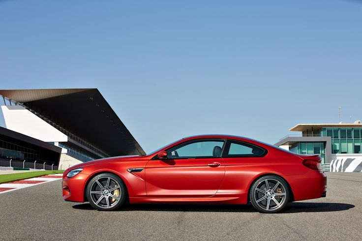 BMW M 6 Coupe