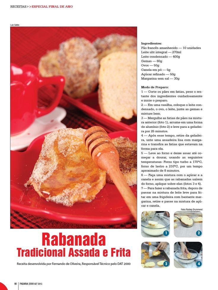 Torrijas tradicionales y al horno