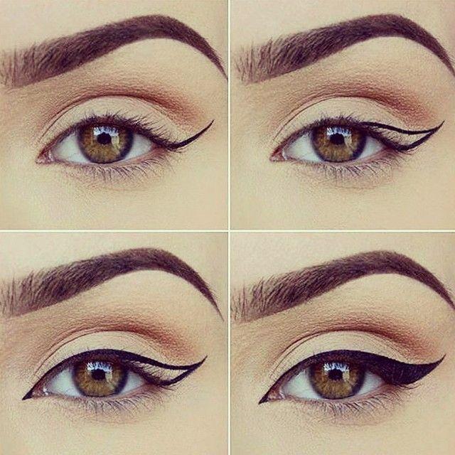 Tuto pour un trait d'eyeliner parfait en deux temps, trois mouvements More