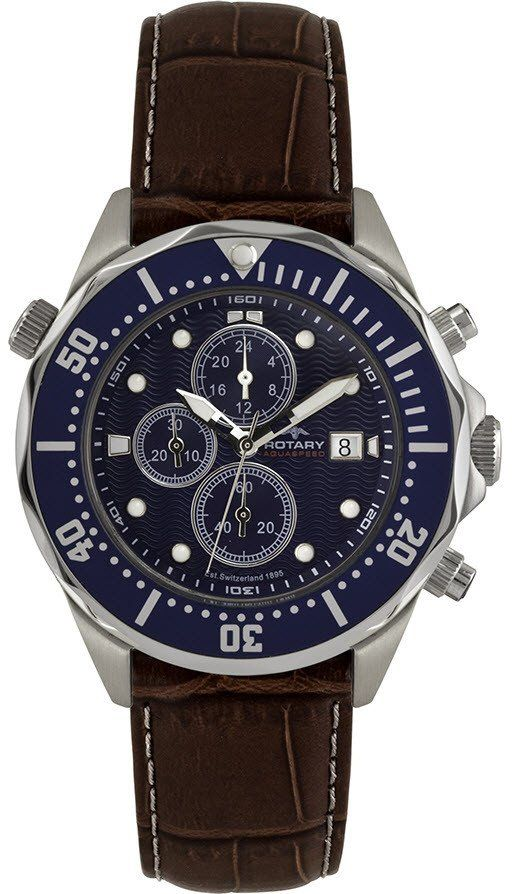 Rotary Watch Aquaspeed #add-content #bezel-unidirectional #bracelet-strap-leather #brand-rotary #case-depth-11mm #case-material-steel #case-width-40mm #chronograph-yes #classic #date-yes #delivery-timescale-1-2-weeks #dial-colour-blue #gender-mens #movement-quartz-battery #official-stockist-for-rotary-watches #packaging-rotary-watch-packaging #style-dress #subcat-aquaspeed #supplier-model-no-ags00070-c-05 #warranty-rotary-official-lifetime-guarantee #water-resistant-waterproof