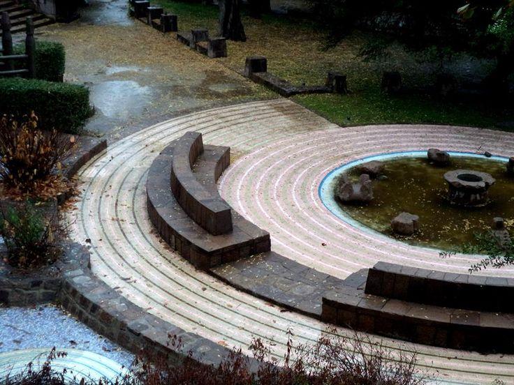 Plaza Gabriela Mistral / Parque Metropolitano de Santiago | Circulo Patrimonial