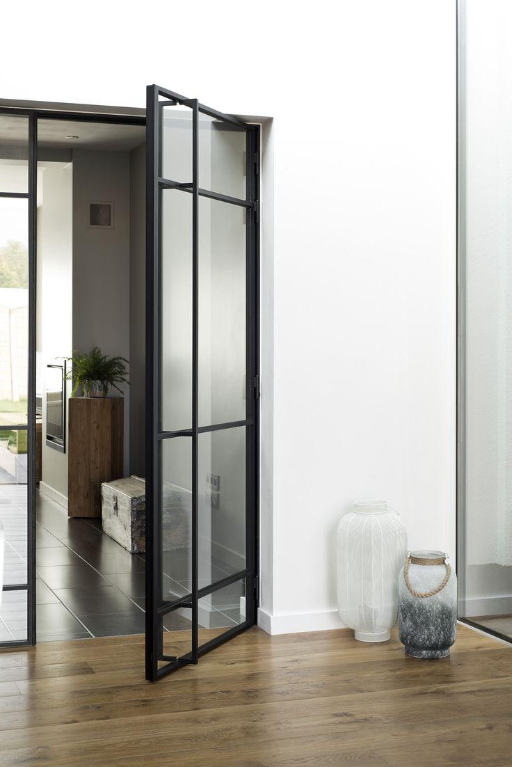 18 best portes en fer forg images on pinterest iron doors apartments and building. Black Bedroom Furniture Sets. Home Design Ideas