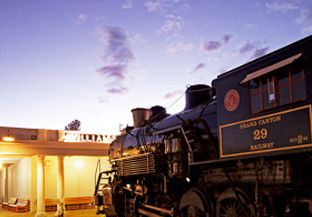 Grand Canyon Railway website