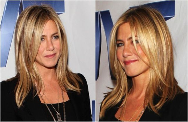 Jennifer Aniston is a famous blonde. See the secrets of her hair color and who else made our famous blondes list.