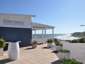 Star of Greece at Port Willunga: one of the most amazing spots on the Australian coast; the Star of Greece cafe, Port Willunga, South Australia