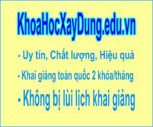 Lớp học tư vấn giám sát tại Đà Nẵng, Hồ Chí Minh uy tín, giá rẻ nhất - Khóa học tư vấn giám sát, học quản lý dự án xây dựng, học đấu thầu