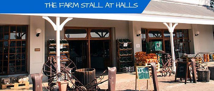 The Farm Stall at Halls. Foto: The Farm Stall at Halls webtuiste.