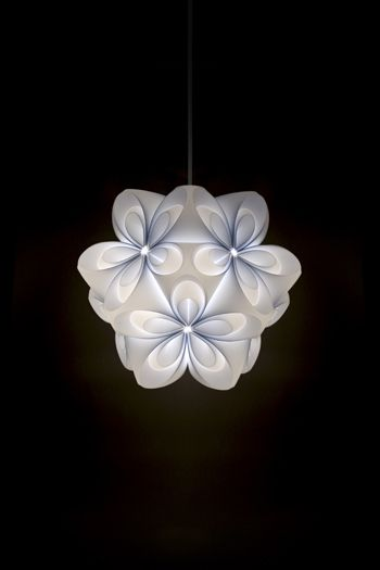 Polypropylene lamps 15 pinterest mar lampshade by rentaro nishimura mozeypictures Image collections