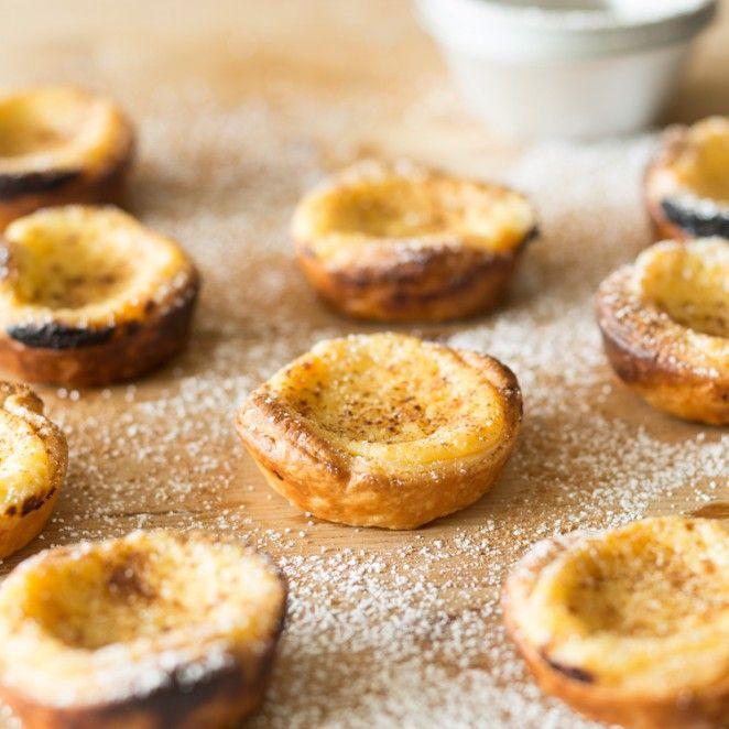 Die besten 25 portugiesische Desserts Ideen auf Pinterest