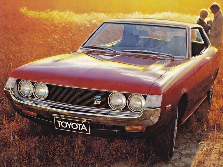 Toyota Celica LT - 1971