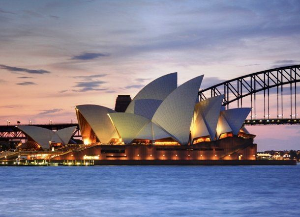25 Popular Tourist Attractions You'll Want To See For Yourself: Sydney Opera House, Sydney, Australia - A multi-venue performing arts center in Sydney, Australia, the Sydney Opera House attracts more than 8 million people each year with approximately 350,000 visitors taking a paid guided tour of the building. Constructed in 1973, this famous tourist attraction became a UNESCO World Heritage Site on 28 June 2007.