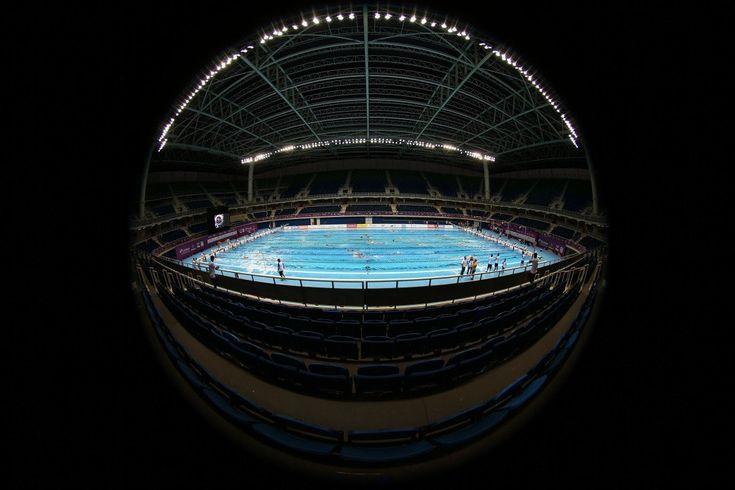 Satiro Sodre Peeks Inside The Rio 2016 Olympic Venue