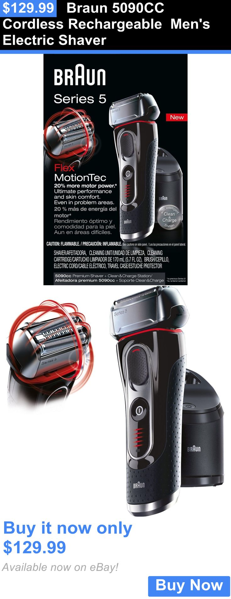 12 Best Christmas Gifts Images On Pinterest Mens Shavers Panasonic Es Rw30 Rechargeable Electric Shaver With Flexible Pivoting Head Shaving Braun 5090cc Cordless Buy It Now Only 12999