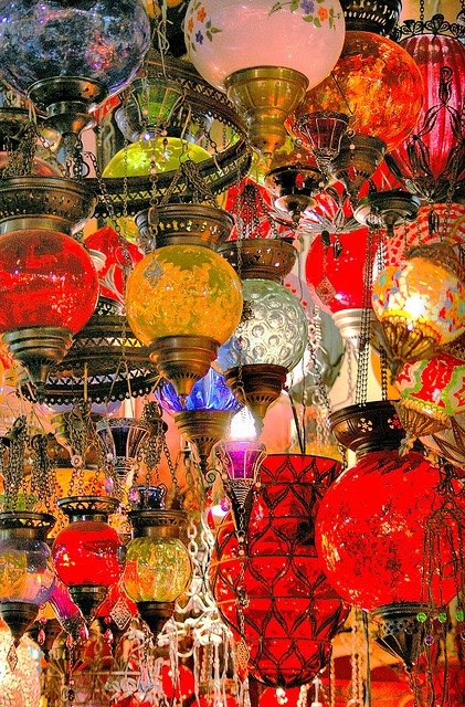 Turkish Lanterns #boho - #bohemian - ☮k☮