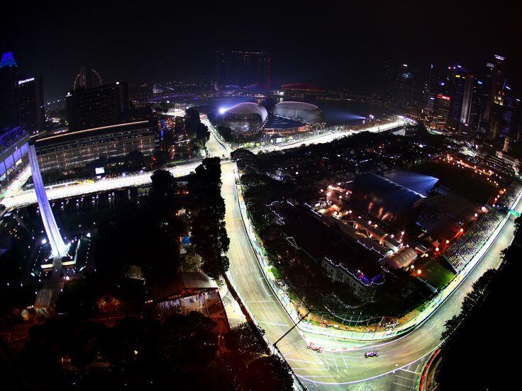 2015 SINGAPORE GRAND PRIX | Scuderia Toro Rosso