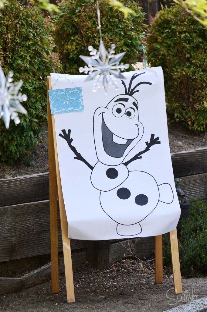 frozen birthday party games   As guests traveled through the movie, we visiting Olaf and helped him ...