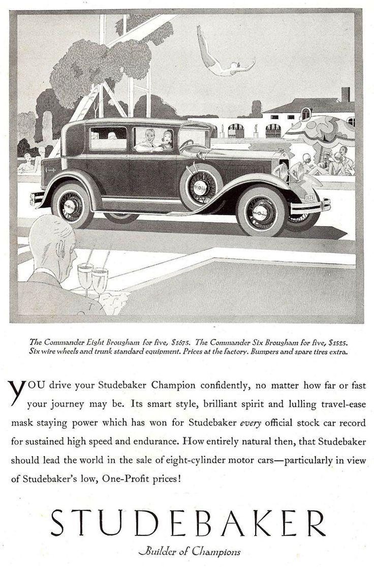 1929 studebaker classic