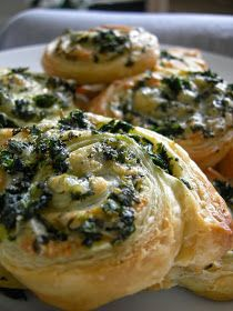 Spinach pinwheels, except I want to do a mix of cream cheese, Parmesan and bacon.