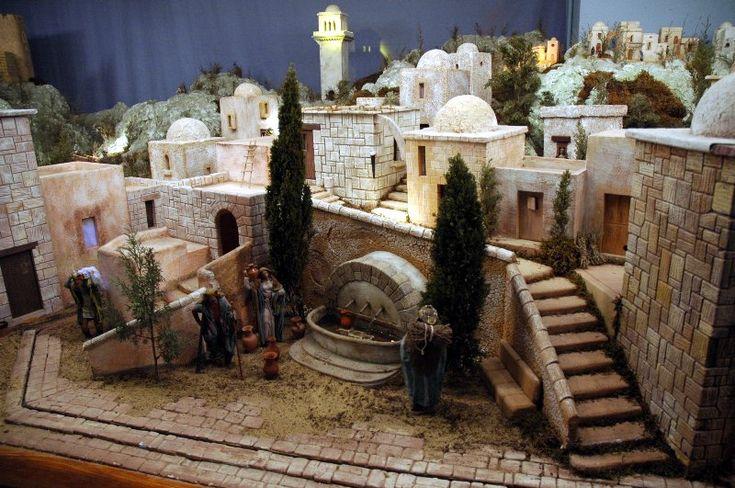 Por Navidad...... Belén 2006. Visita virtual.