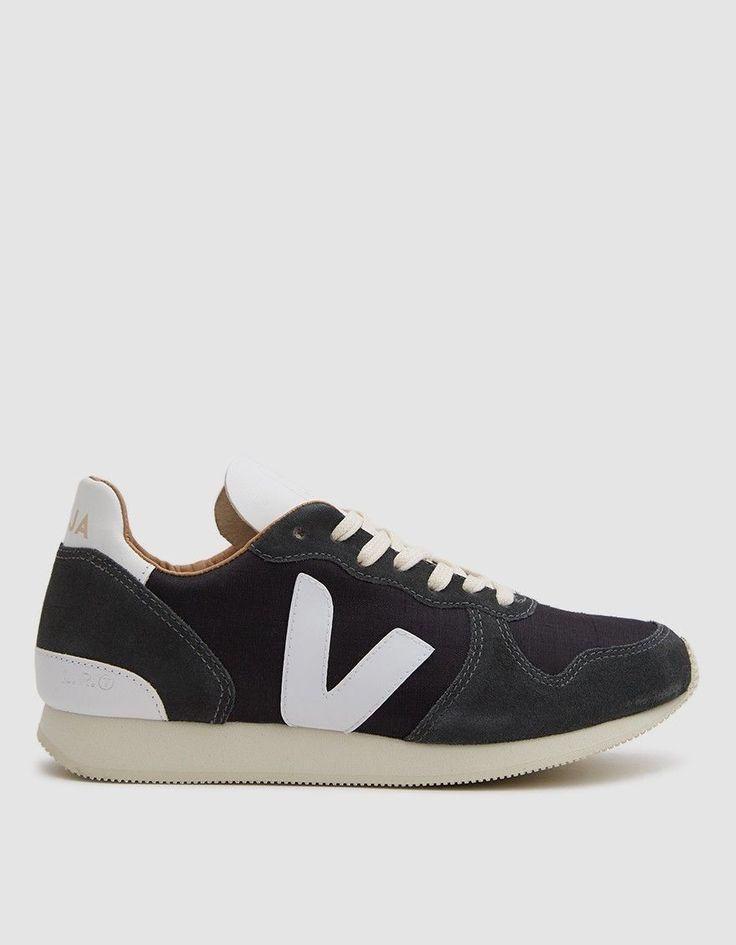20 Fresh Black Sneakers Because White Kicks Are So Last Year