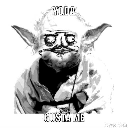 Yoda Meme Me Gusta Yoda M...