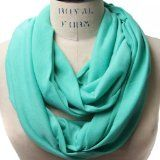 Scarfand's Light Weight Jersey Infinity Scarf