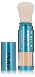Colorscience Sunforgettable Loose Mineral Powder Brush SPF 30 - Medium Shimmer - Medium Shimmer