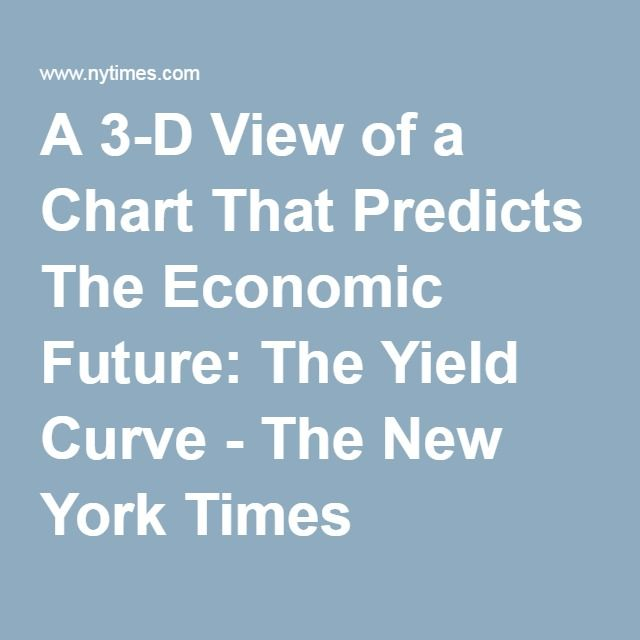 A 3-D View of a Chart That Predicts The Economic Future: The Yield Curve - The New York Times