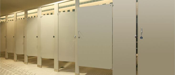 13 best images about phenolic on pinterest smooth bangs and cubicles for Which bathroom stall is used most often