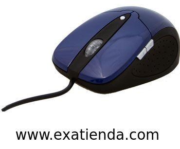 Ya disponible Rat?n Pepegreen USB azul   (por sólo 13.99 € IVA incluído):   -Raton Optico con 800-1200 dpi de resolución, 5 botones  -Diseño ergonomico, -Tecnologia: Cable -Conexion puerto: USB  -La vida del micro interruptor es de unas 5 millones de pulsaciones -Compatible con: Windows 95/98/NT/ME/2000/XP/Vista/W7/MAC  -Color: Azul  -P/N: MOU-1205-CA Garantía de 24 meses.  http://www.exabyteinformatica.com/tienda/1504-raton-pepegreen-usb-azul #ps2/usb #exabyteinformat