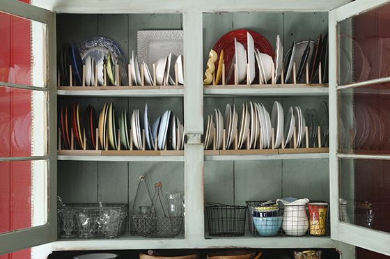 How an Old Hutch Brought New Life to My Food Blog, http://www.salad-in-a-jar.com (cool blog)