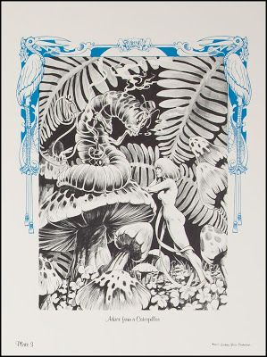 Fantasy Ink: Frank Brunner's Alice in Wonderland